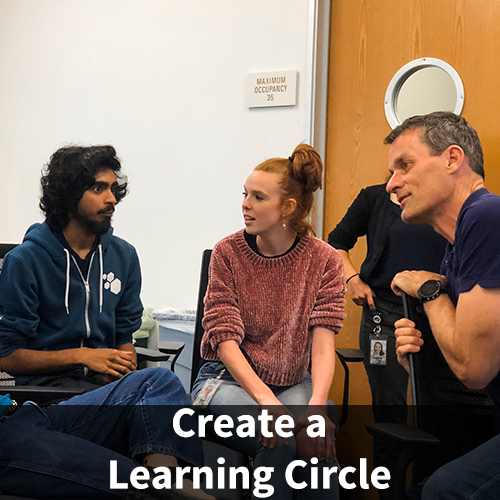 Create a Learning Circle